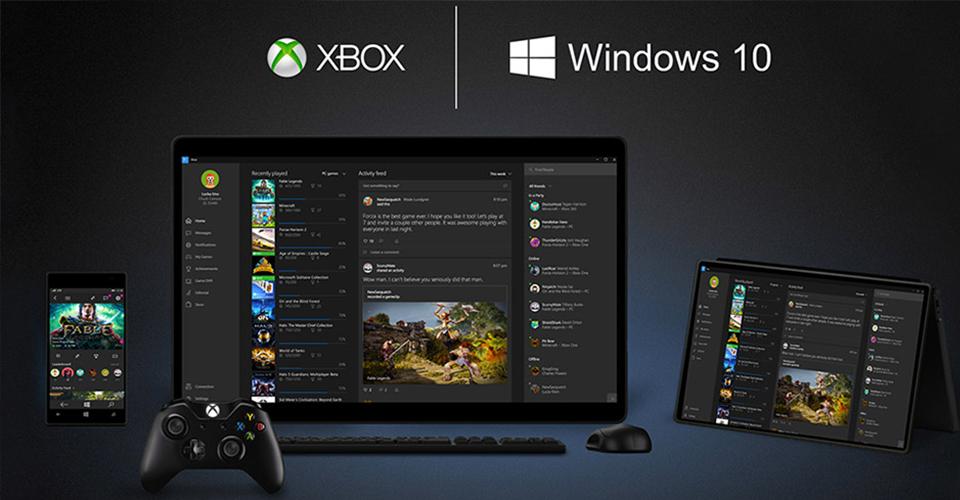 12 დეკემბრიდან Windows 10-ის კომპიუტერებზე ხელმისაწვდომი გახდება Xbox One-ის თამაშები Oculus Rift-ისგან