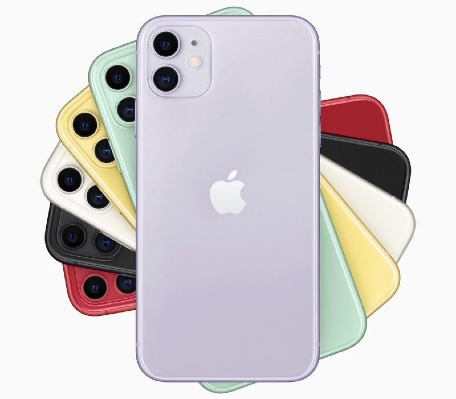 ეფმლა ახალი iPhone 11 წარადგინა